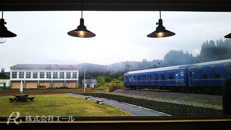 クラウドファンディングを活用して公開している寝台列車「北斗星」